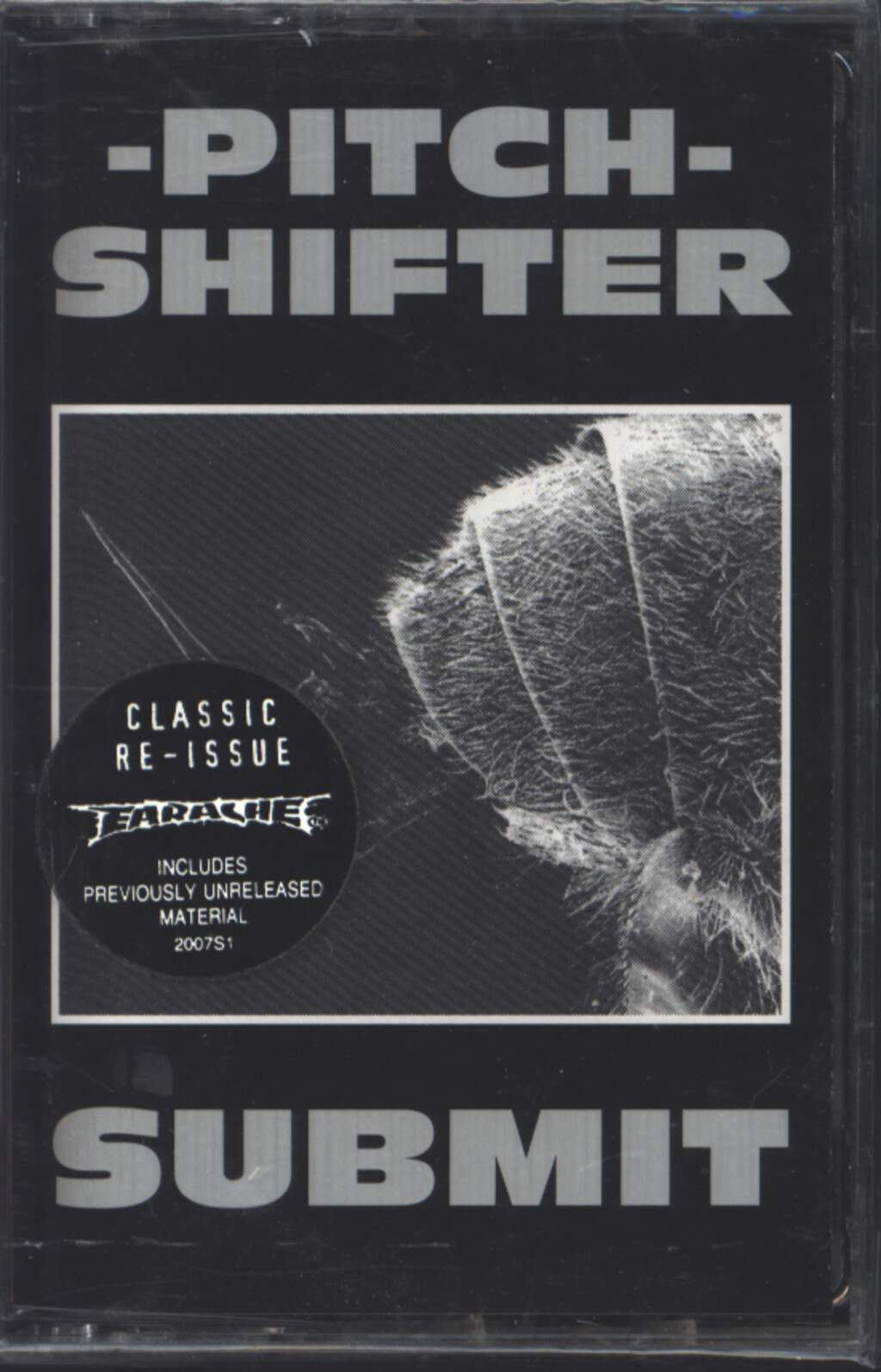 Pitchshifter: Submit, Compact Cassette