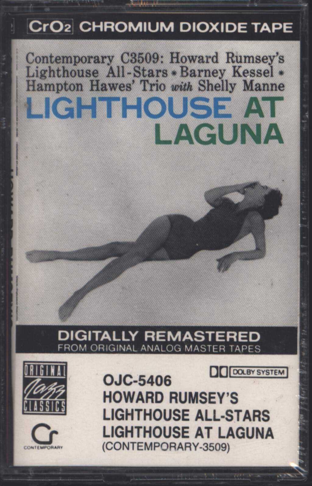 Howard Rumsey's Lighthouse All-Stars: Lighthouse At Laguna, Tape