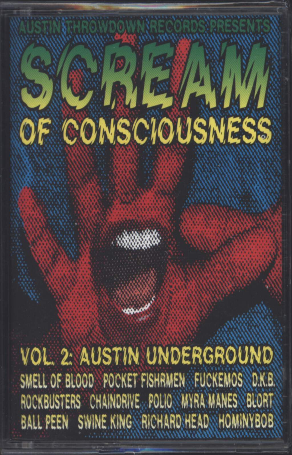 Various: Scream Of Consciousness, Tape