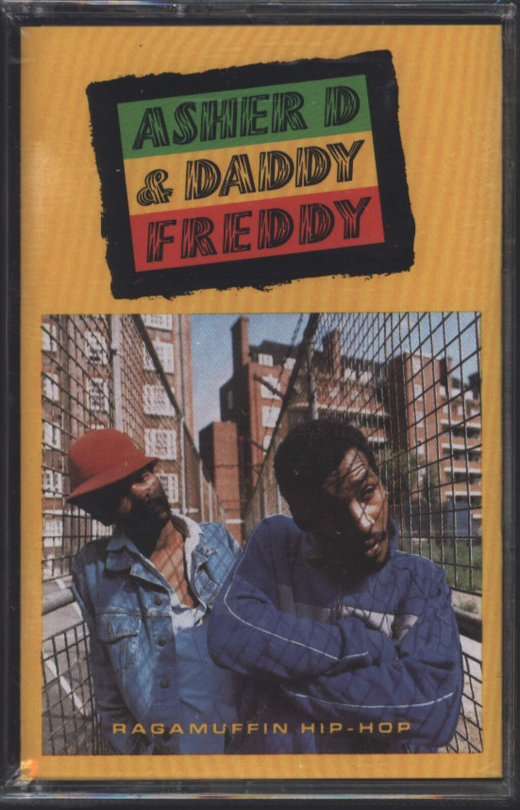 Asher D & Daddy Freddy: Ragamuffin Hip Hop, Tape