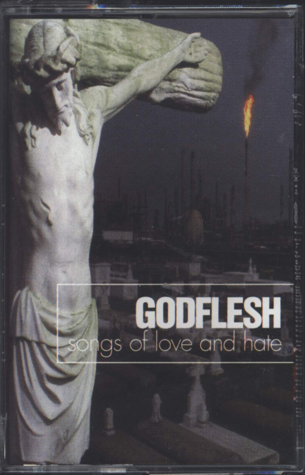 Godflesh: Songs Of Love And Hate, Compact Cassette