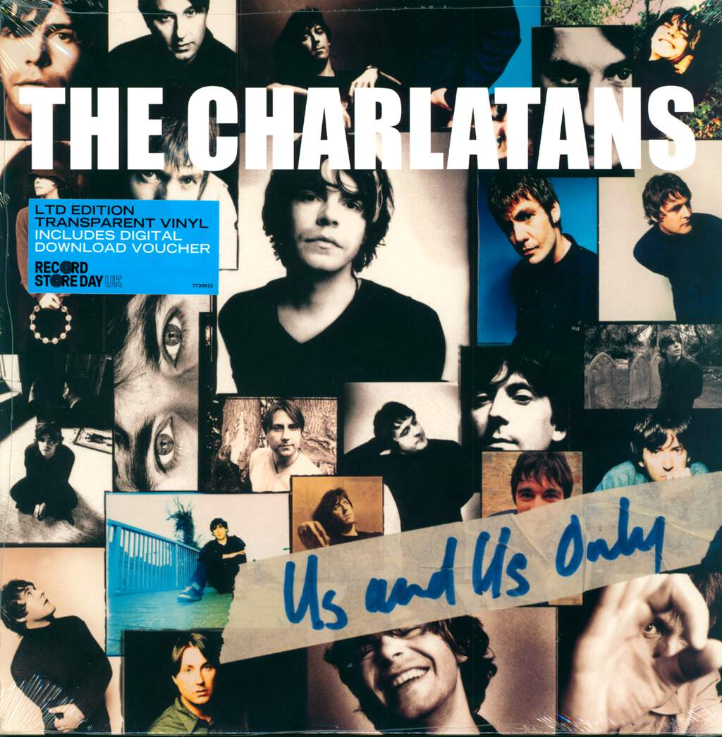 The Charlatans: Us And Us Only, LP (Vinyl)