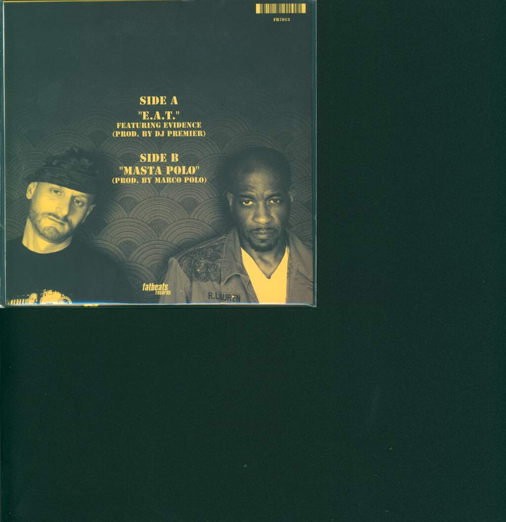 "Masta Ace: E.A.T./ Masta Polo, 7"" Single (Vinyl)"
