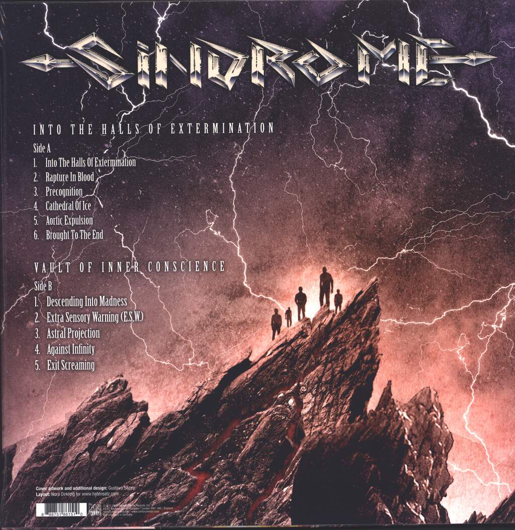 Sindrome: Resurrection - The Complete Collection, LP (Vinyl)