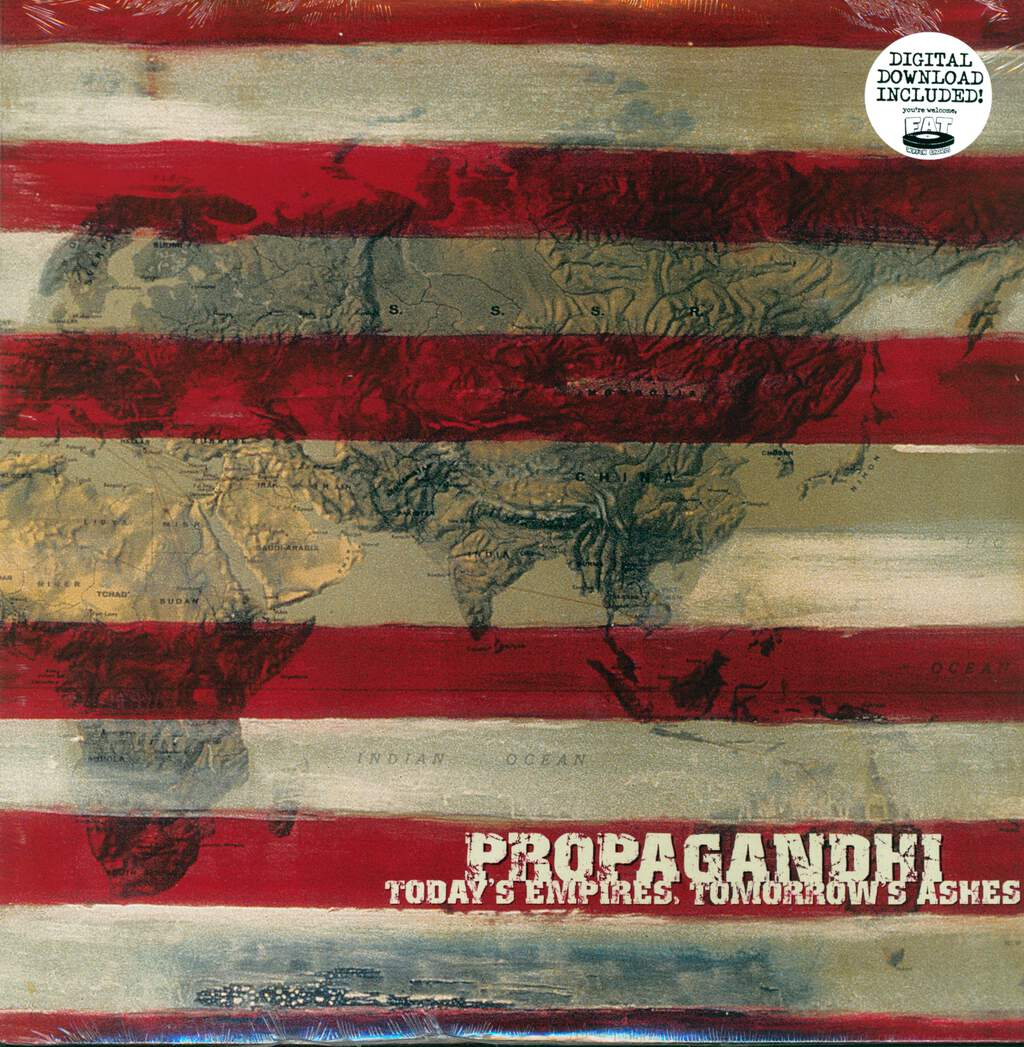 Propagandhi: Today's Empires, Tomorrow's Ashes, LP (Vinyl)