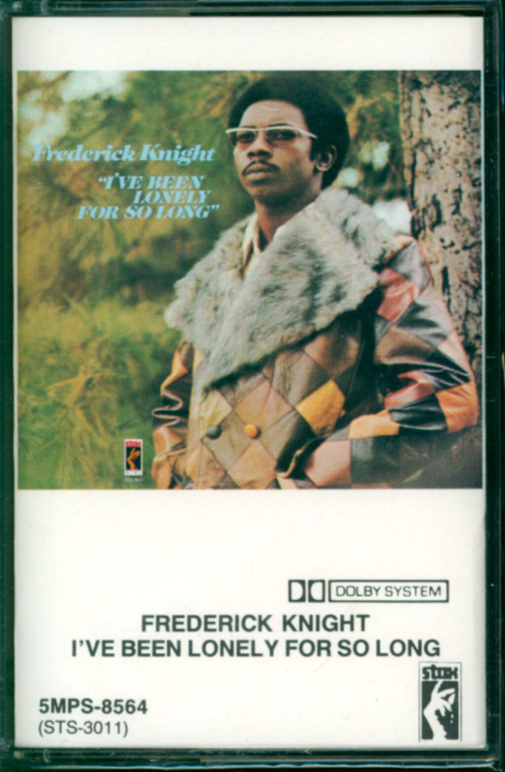Frederick Knight: I've Been Lonely For So Long, Compact Cassette