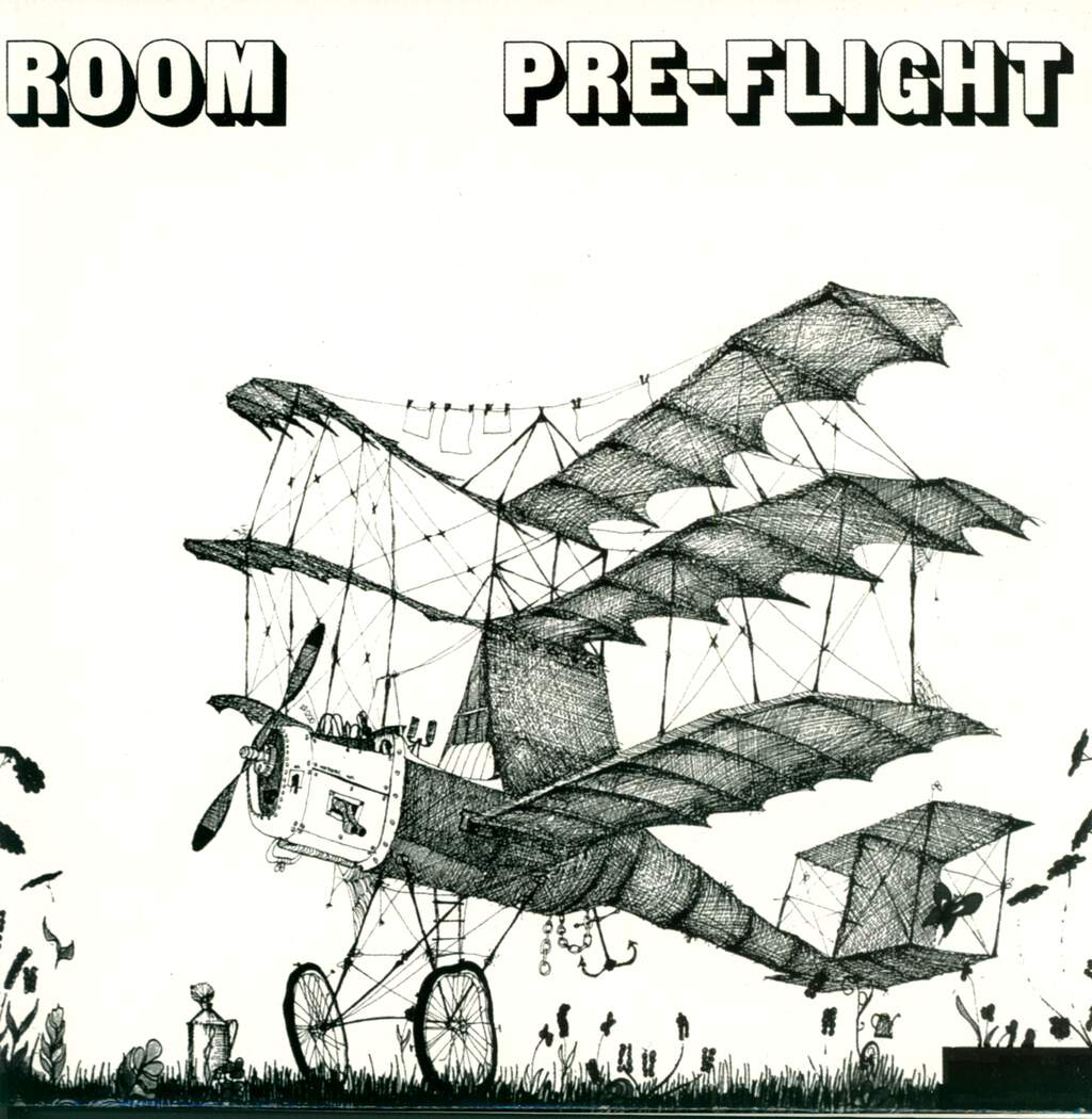 Room: Pre-Flight, LP (Vinyl)