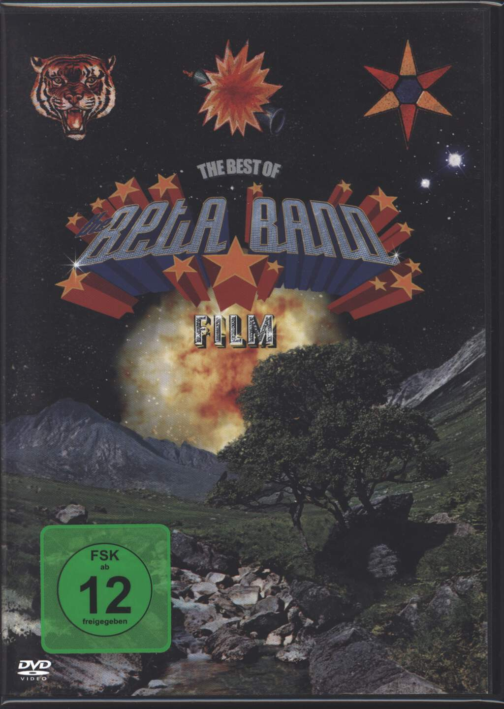 The Beta Band: The Best Of The Beta Band - Film, DVD