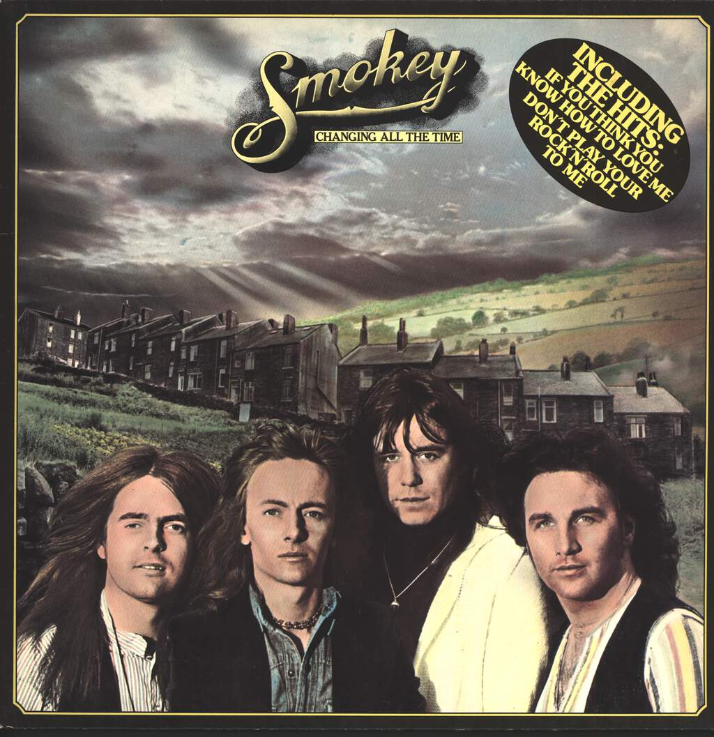 Smokie: Changing All The Time, LP (Vinyl)