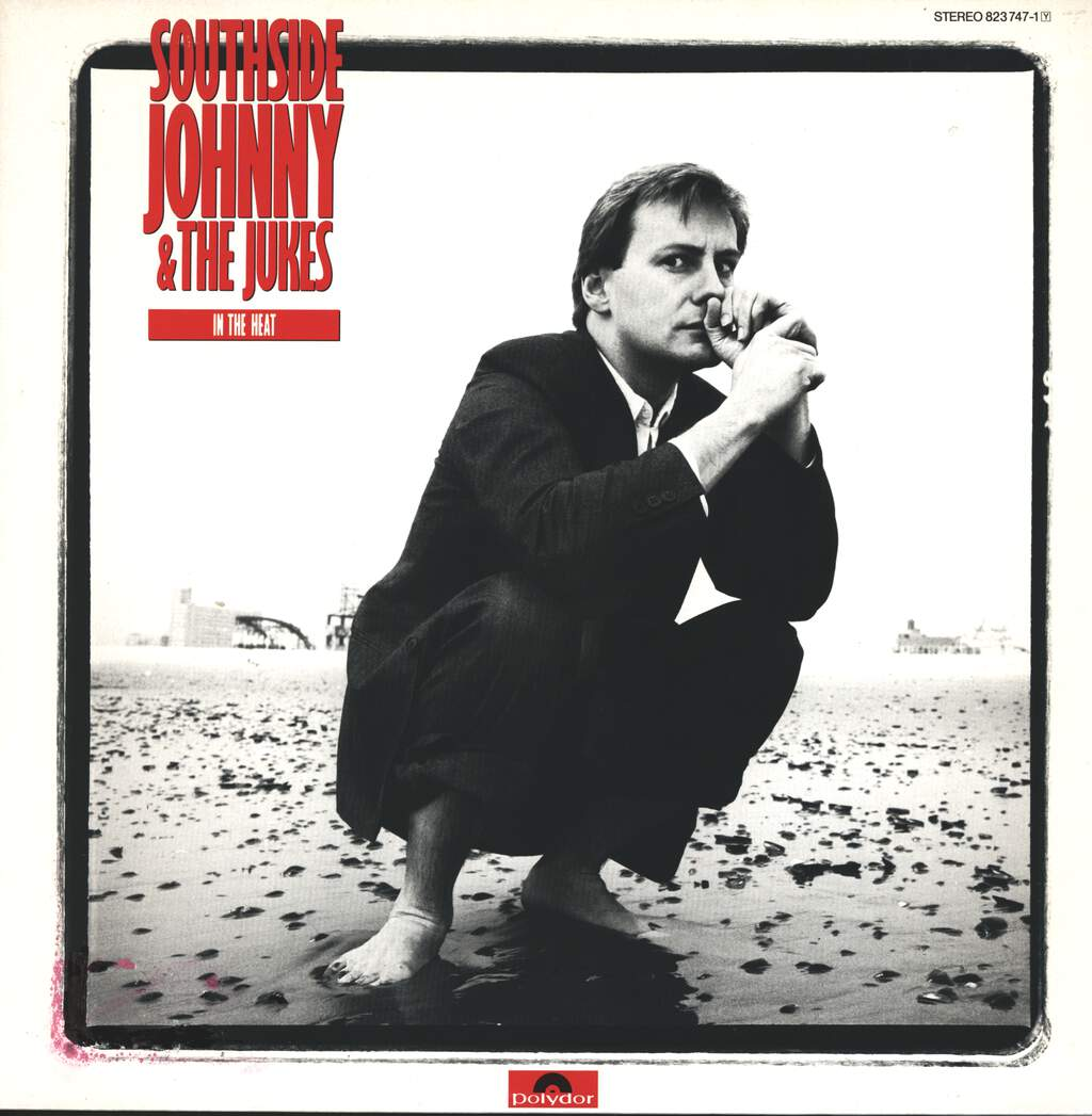 Southside Johnny & The Asbury Jukes: In The Heat, LP (Vinyl)