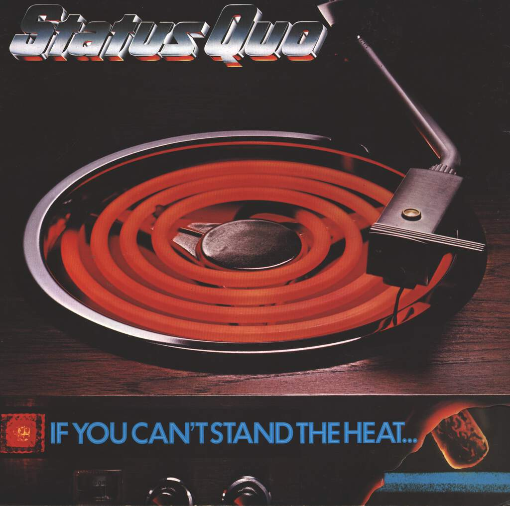 Status Quo: If You Can't Stand The Heat, LP (Vinyl)