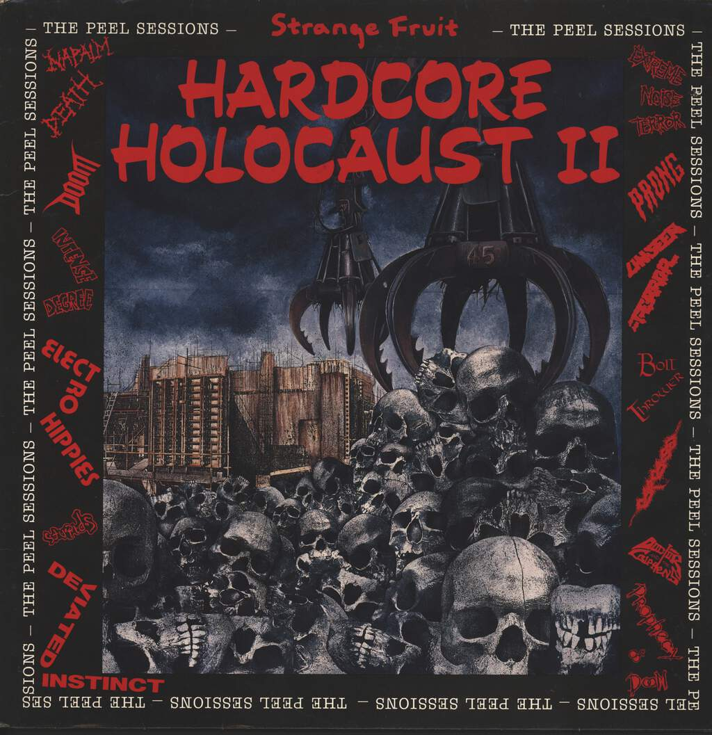 Various: Hardcore Holocaust  II - The Peel Sessions, LP (Vinyl)