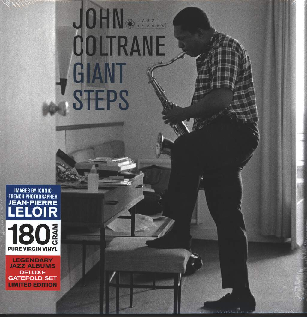 John Coltrane: Giant Steps, LP (Vinyl)