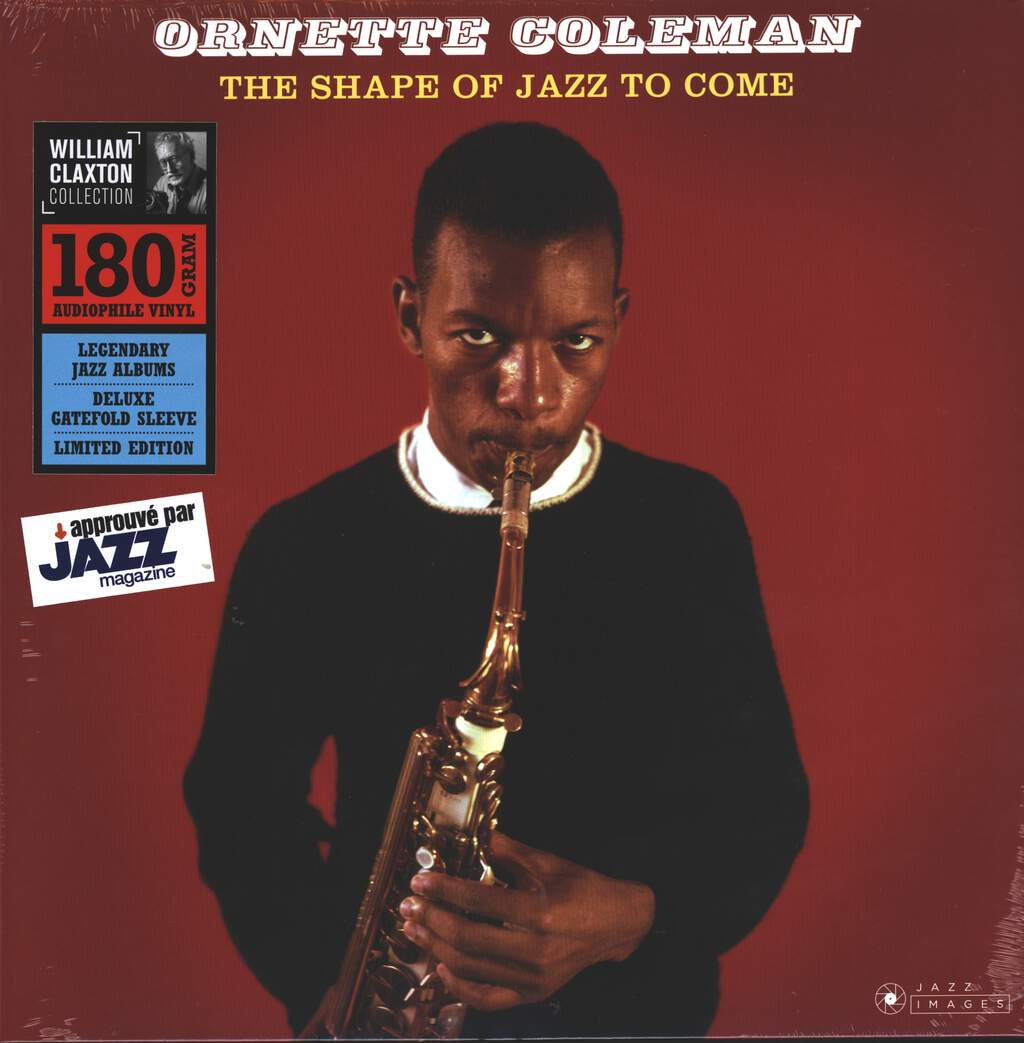Ornette Coleman: The Shape Of Jazz To Come, LP (Vinyl)