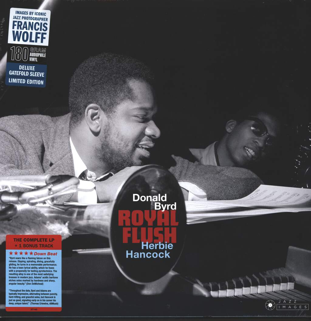 Donald Byrd & Herbie Hancock: Royal Flush, LP (Vinyl)