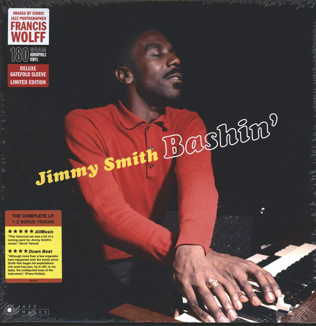 Jimmy Smith: Bashin', LP (Vinyl)