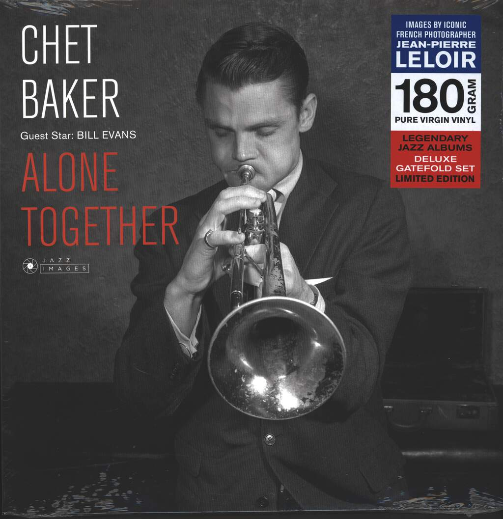 Chet Baker: Alone Together, LP (Vinyl)