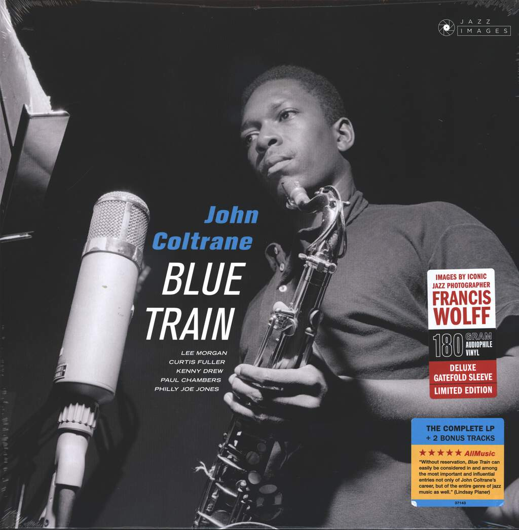 John Coltrane: Blue Train, LP (Vinyl)