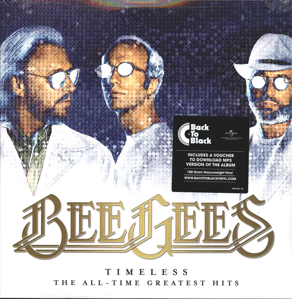 Bee Gees: Timeless - The All-Time Greatest Hits, 2×LP (Vinyl)