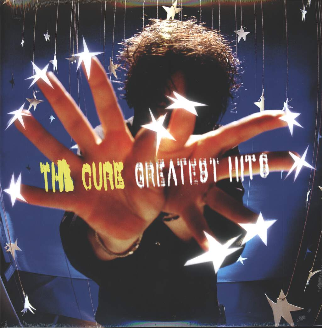 The Cure: Greatest Hits, 2×LP (Vinyl)