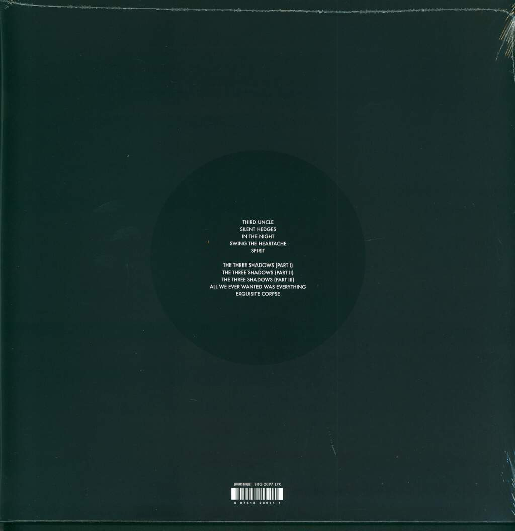 Bauhaus: The Sky's Gone Out, LP (Vinyl)
