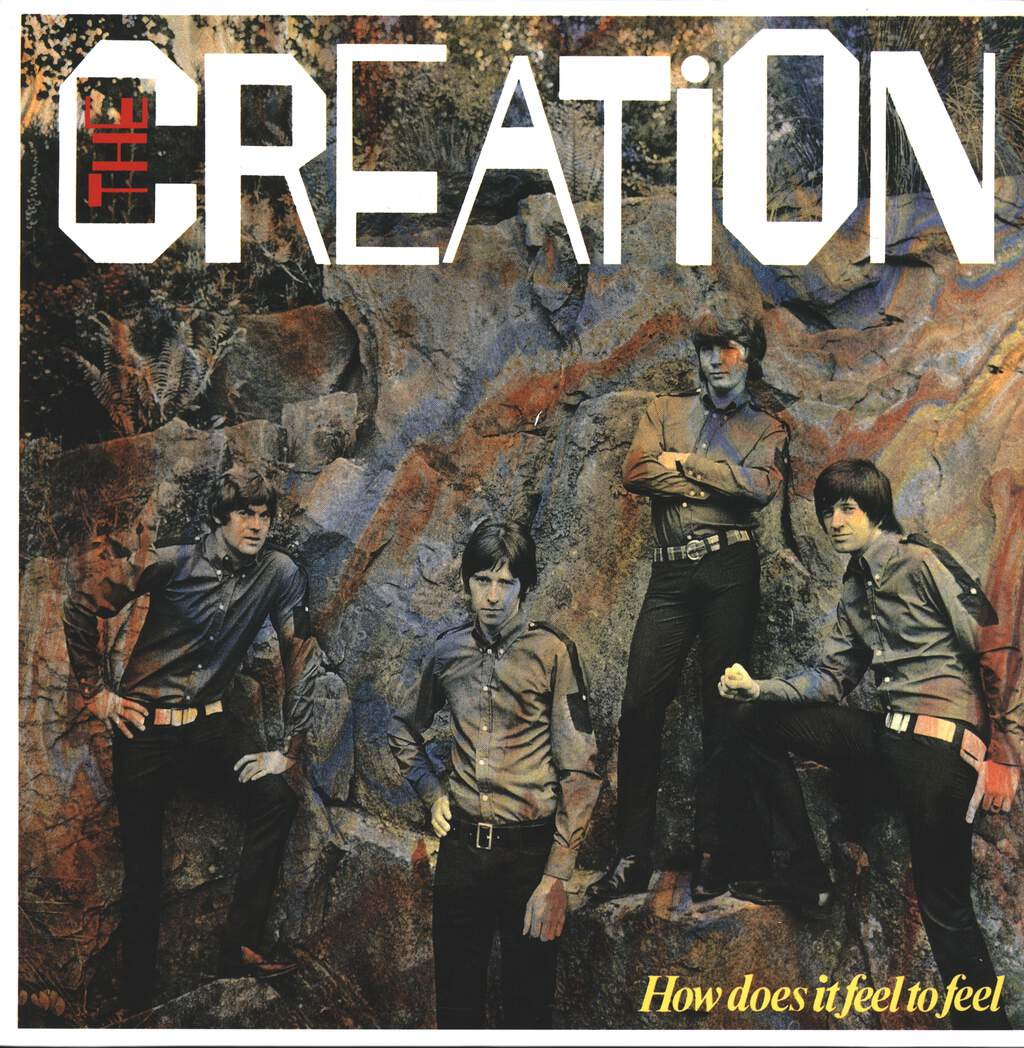 The Creation: How Does It Feel To Feel, LP (Vinyl)