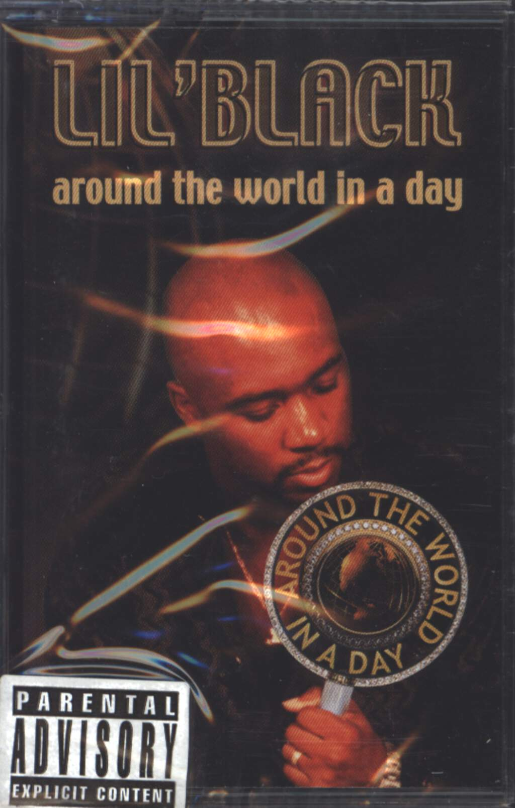 Lil Black: Around The World In A Day, Compact Cassette