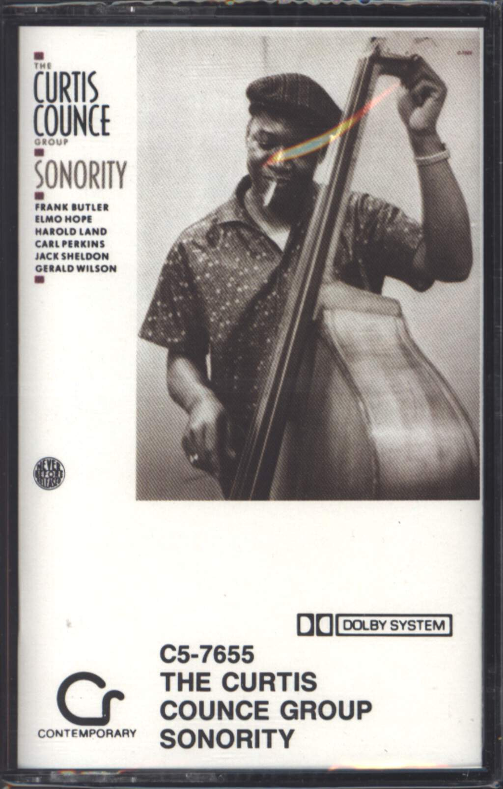 The Curtis Counce Group: Sonority, Tape