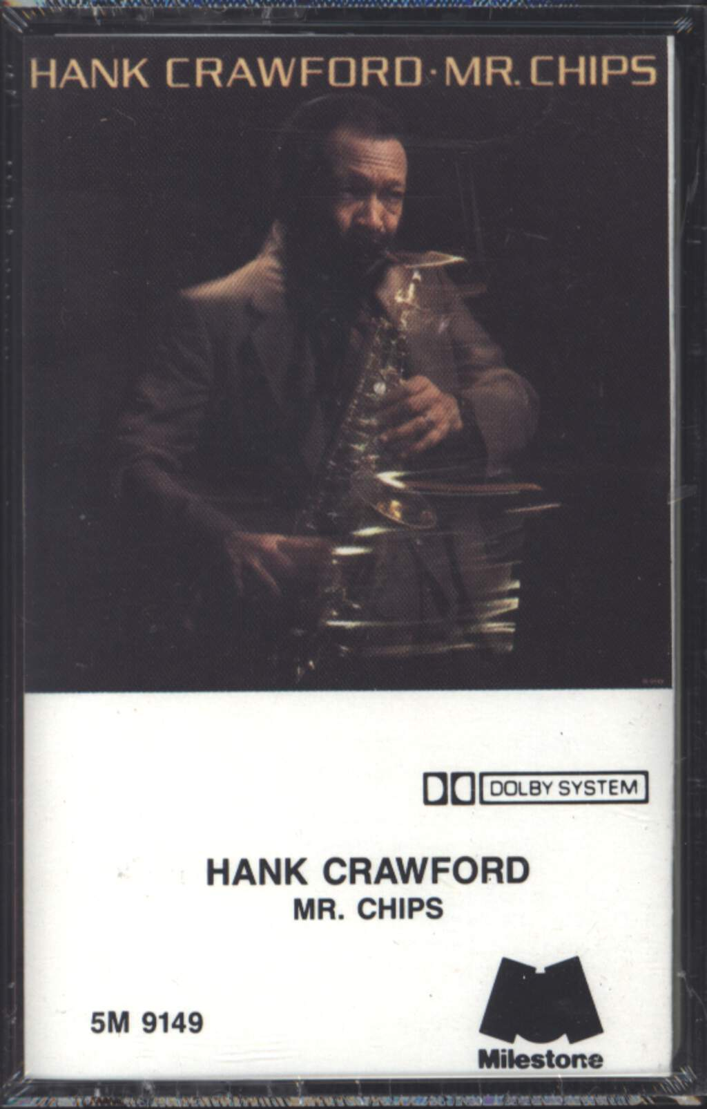 Hank Crawford: Mr. Chips, Tape