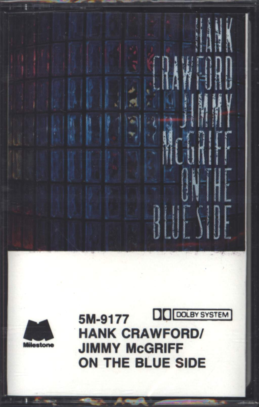 Hank Crawford: On The Blue Side, Compact Cassette