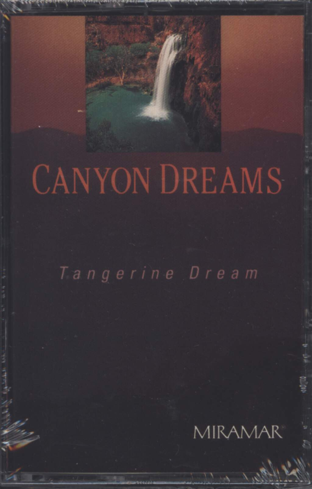 Tangerine Dream: Canyon Dreams, Compact Cassette