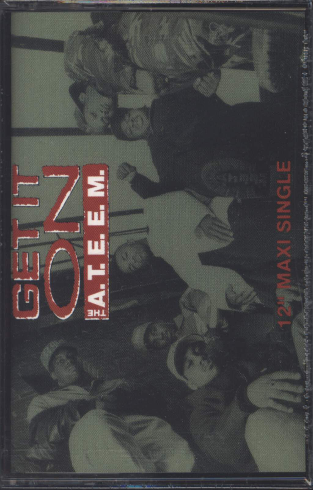 The A.T.E.E.M.: Get It On, Compact Cassette