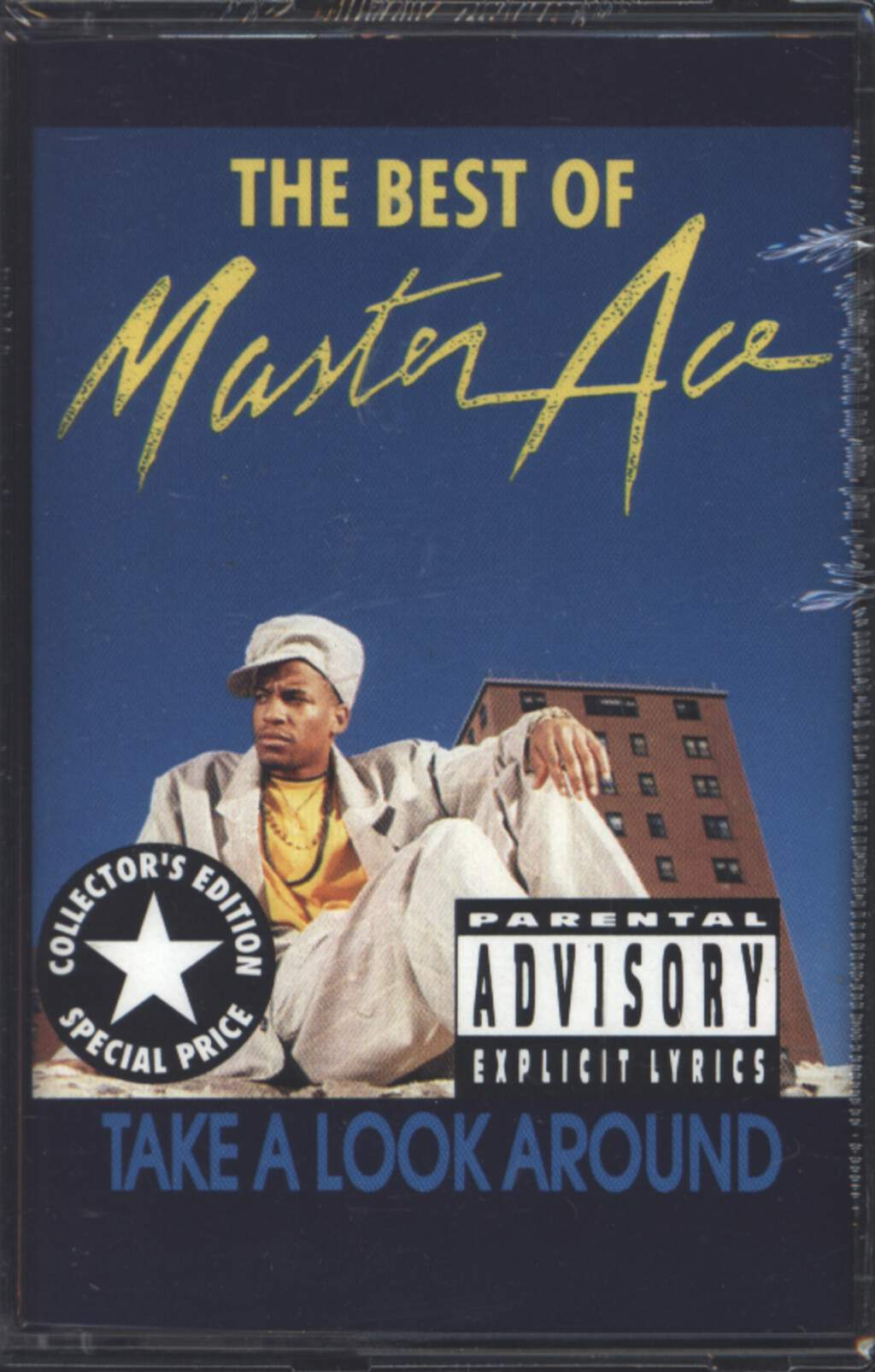 Masta Ace: Take A Look Around, Tape