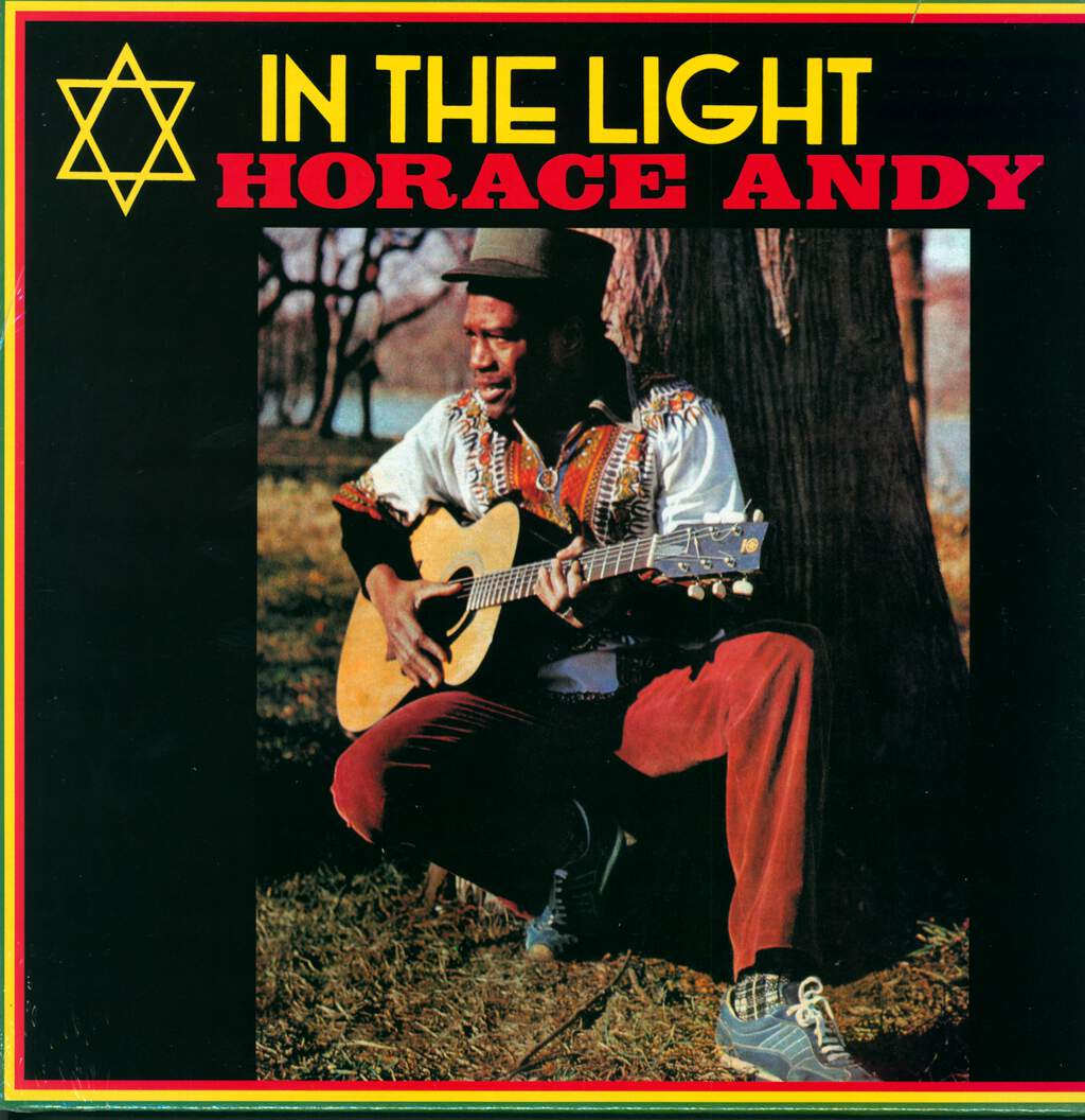 Horace Andy: In The Light, LP (Vinyl)
