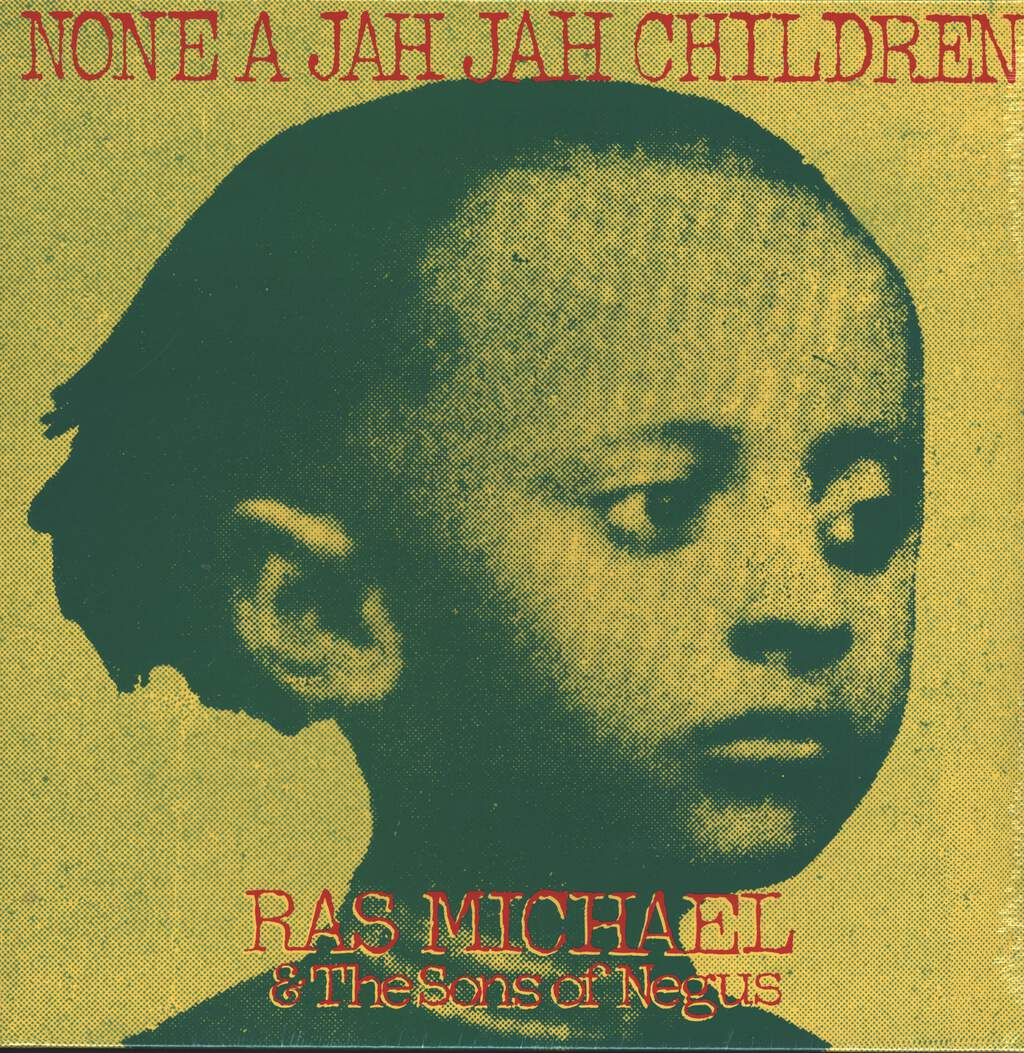Ras Michael & the Sons Of Negus: None A Jah Jah Children, LP (Vinyl)