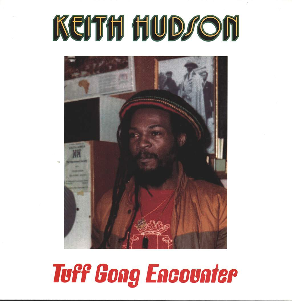 Keith Hudson: Tuff Gong Encounter, LP (Vinyl)