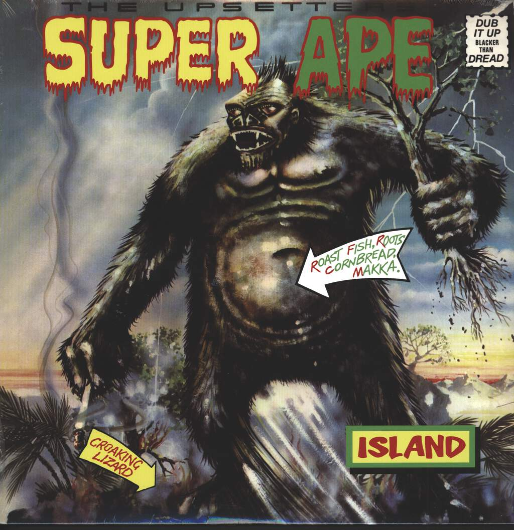 The Upsetters: Super Ape, LP (Vinyl)
