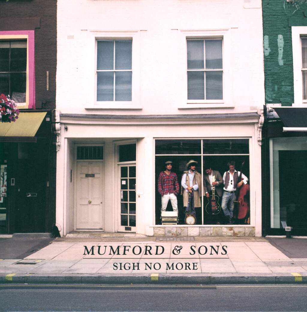 Mumford & Sons: Sigh No More, LP (Vinyl)