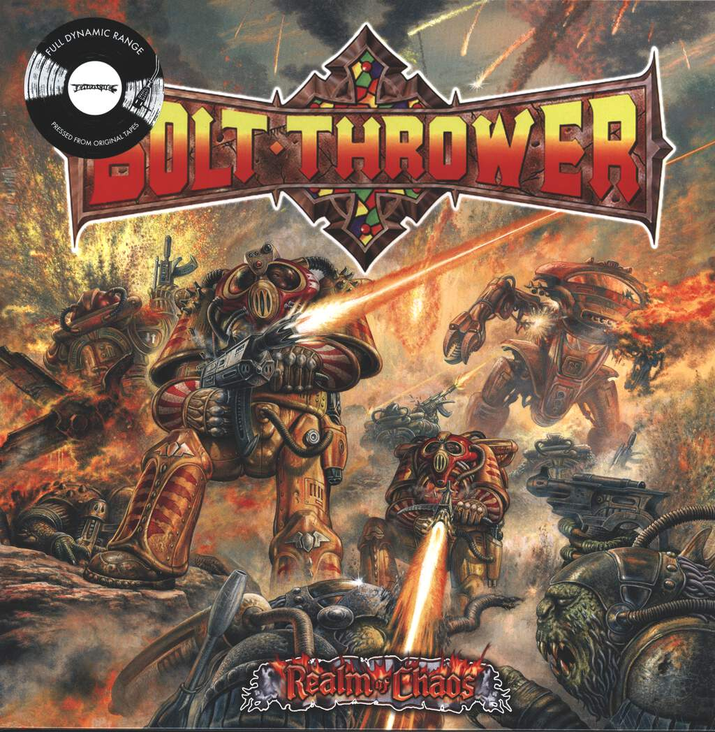 Bolt Thrower: Realm Of Chaos, LP (Vinyl)