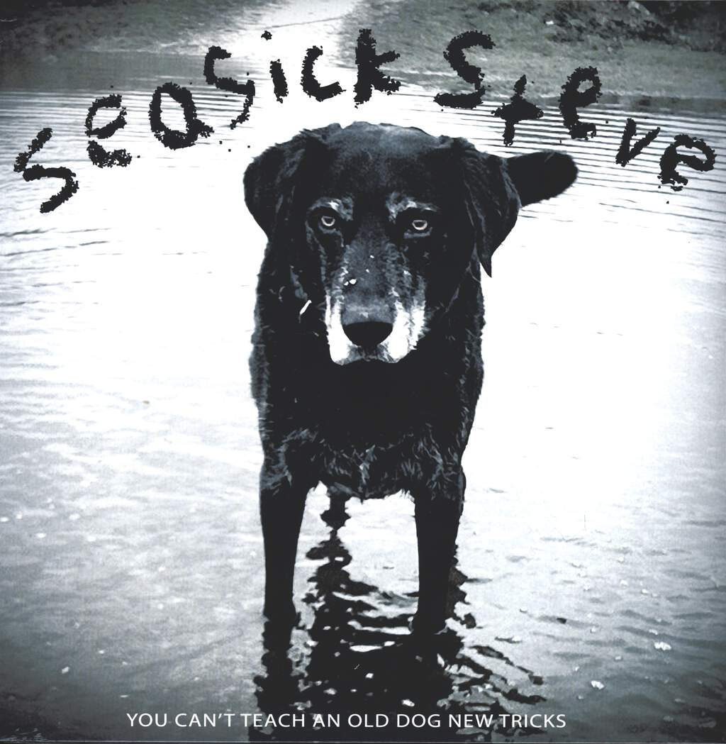 Seasick Steve: You Can't Teach An Old Dog New Tricks, LP (Vinyl)
