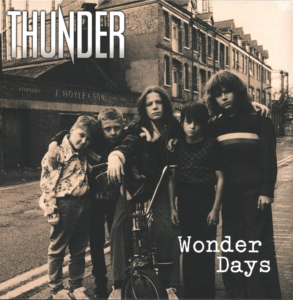 Thunder: Wonder Days, 2×LP (Vinyl)