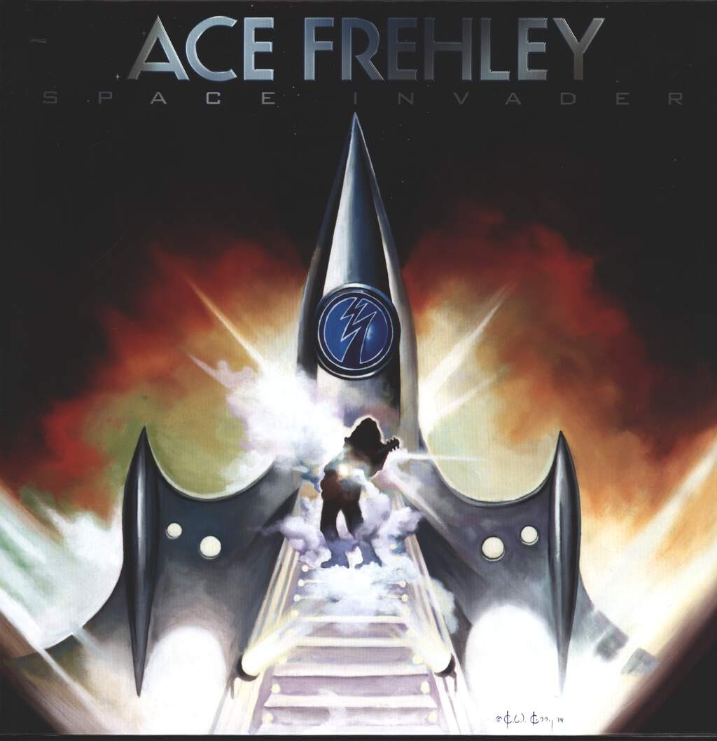 Ace Frehley: Space Invader, 2×LP (Vinyl)