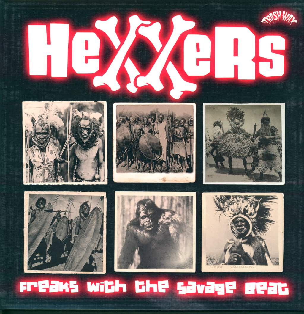 Hexxers: Freaks With The Savage Beat, LP (Vinyl)