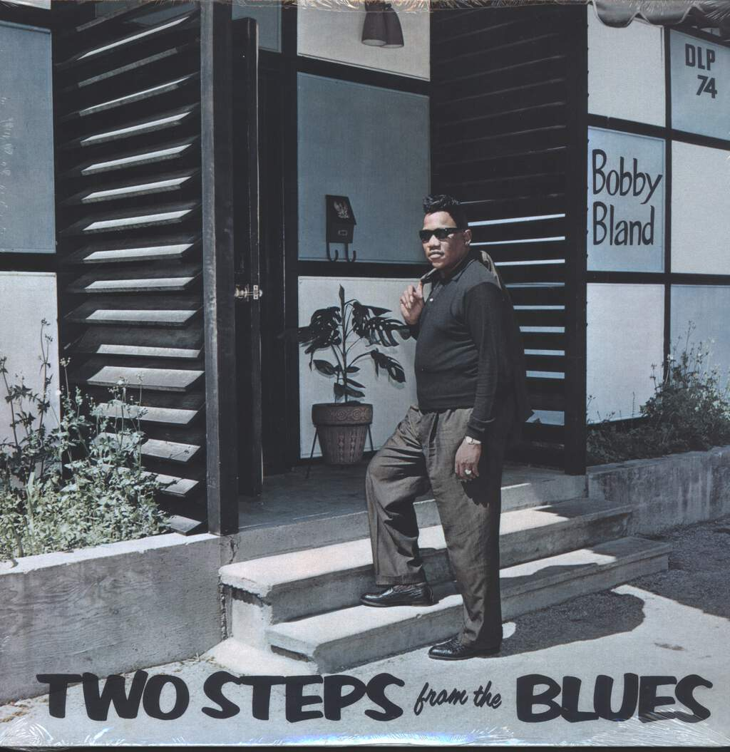Bobby Bland: Two Steps From The Blues, LP (Vinyl)