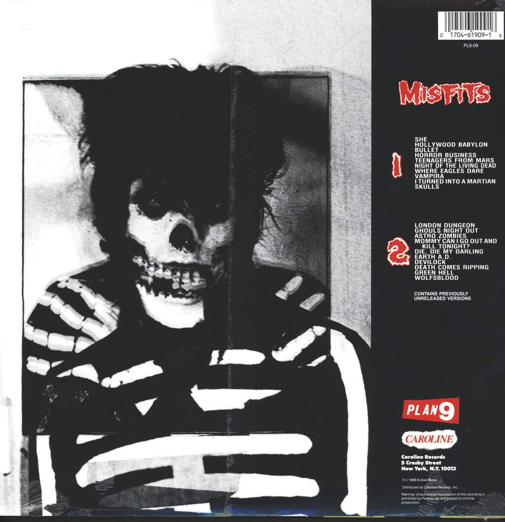 Misfits: Misfits (Collection 1), LP (Vinyl)