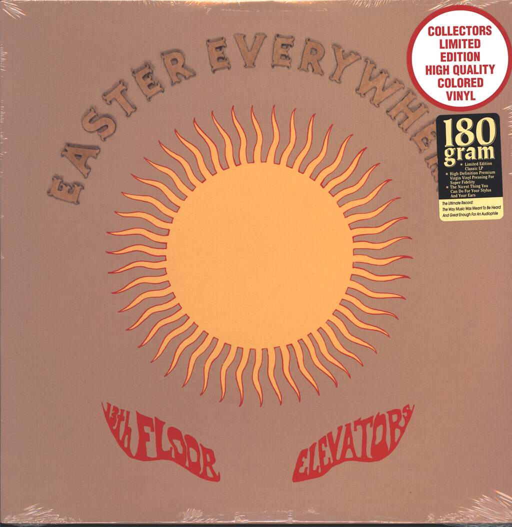 13th Floor Elevators: Easter Everywhere, LP (Vinyl)