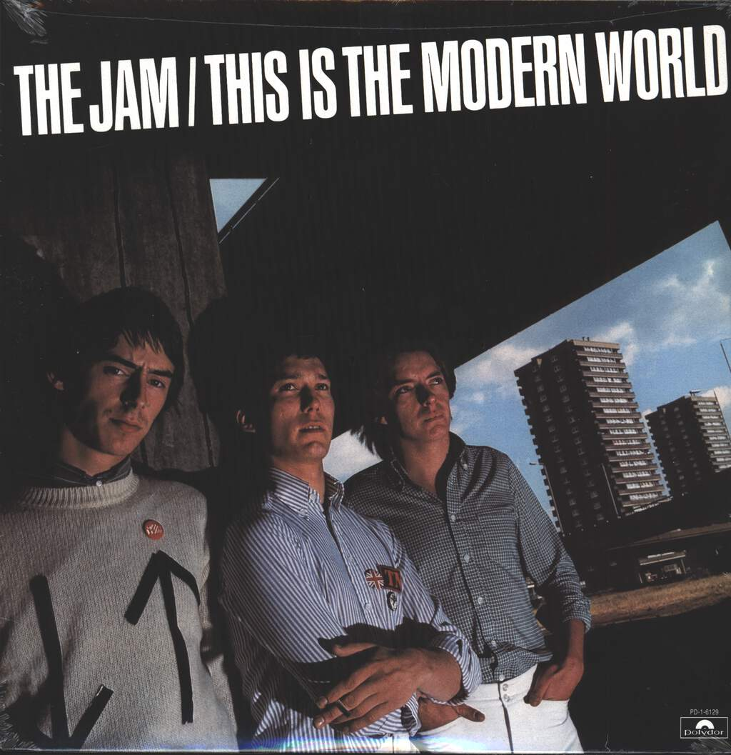 The Jam: This Is The Modern World, LP (Vinyl)