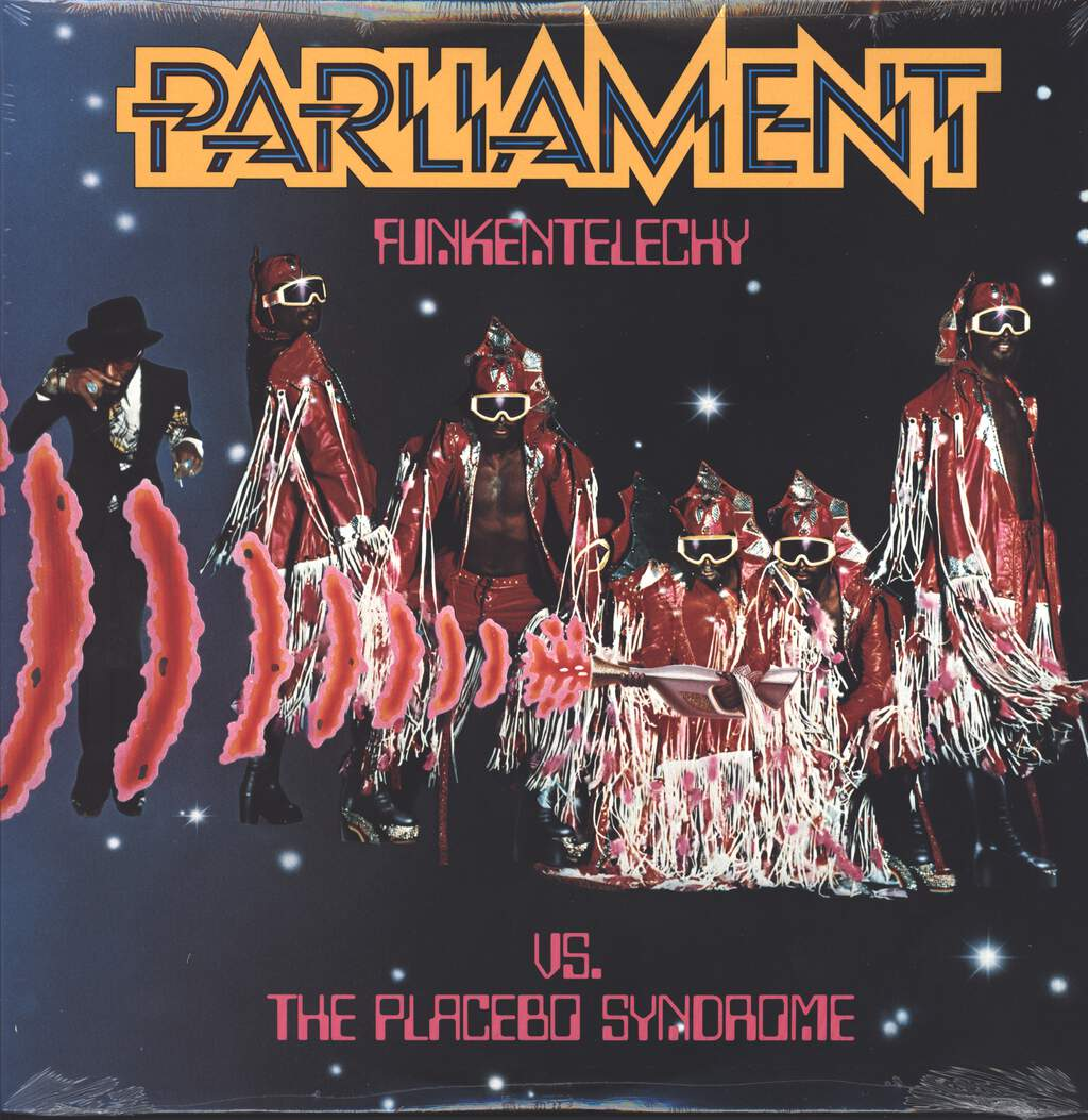 Parliament: Funkentelechy Vs. The Placebo Syndrome, LP (Vinyl)