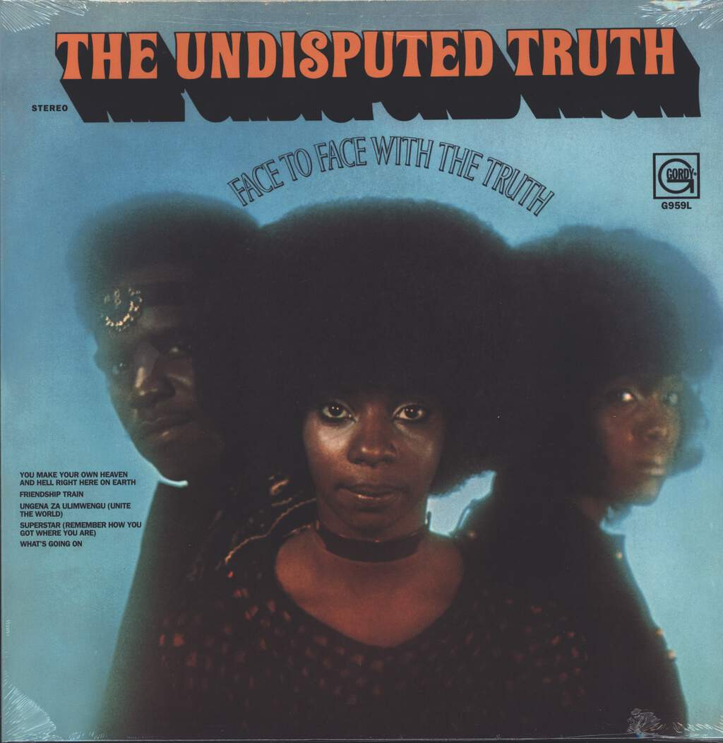 Undisputed Truth: Face To Face With The Truth, LP (Vinyl)
