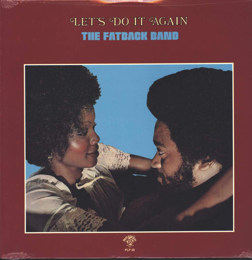 The Fatback Band: Let's Do It Again, LP (Vinyl)